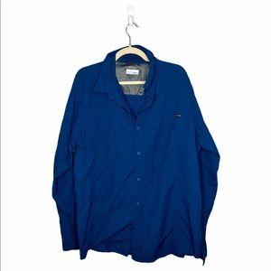 Columbia PFG Omnishade Fishing Long Sleeve Shirt